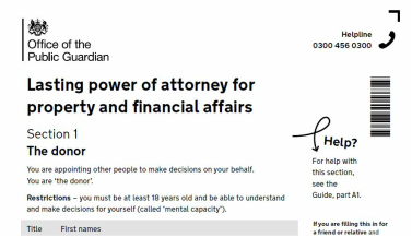 Cheap power of attorney in hertfordshire olivers wills ltd lasting power of attorney solutioingenieria Image collections